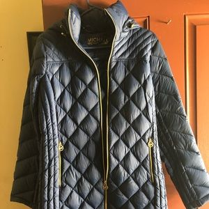 Michael Kors Puffy Coat